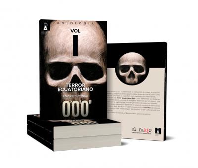 """Revista Arcadia, Colombia, recomienda """"Terror ecuatoriano Vol. I"""""""